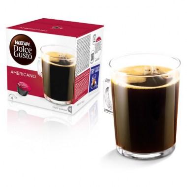 Caffè Americano Nescafé Dolce Gusto