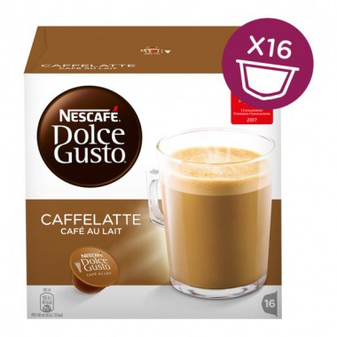 Caffelatte Nescafé Dolce Gusto