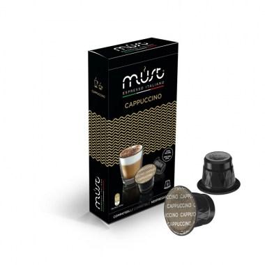 Cappuccino Must Compatibili Nespresso