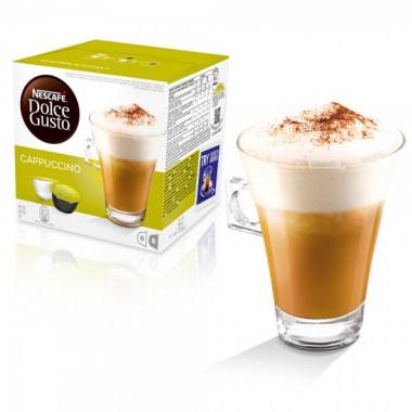 Cappuccino Nescafé Dolce Gusto