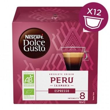Espresso Peru Nescafé Dolce Gusto