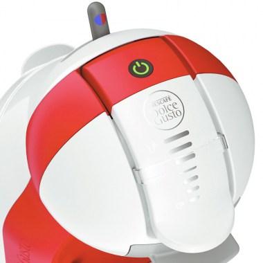 Mini Me White & Red De' Longhi per Nescafé Dolce Gusto