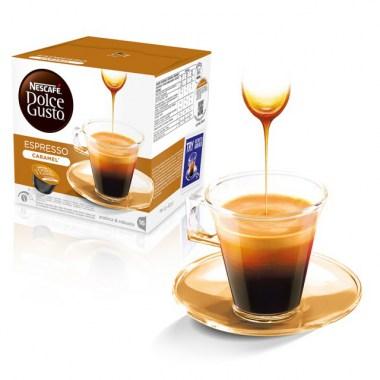 Espresso Caramel Nescafé Dolce Gusto
