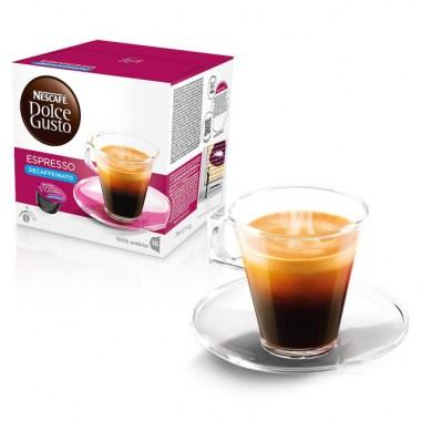 Espresso Decaffeinato Nescafé Dolce Gusto