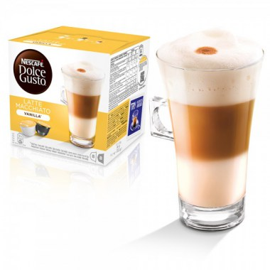 Latte Macchiato Vanilla