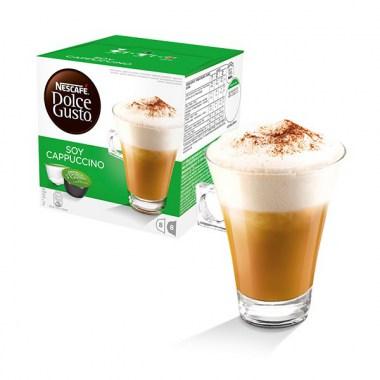 Soy Cappuccino Nescafé Dolce Gusto